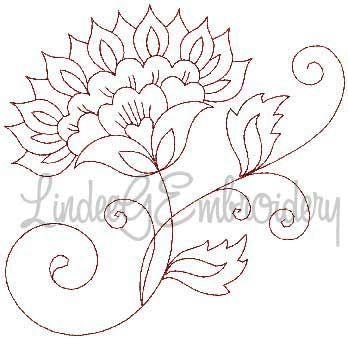 jacobean embroidery patterns - Google Search