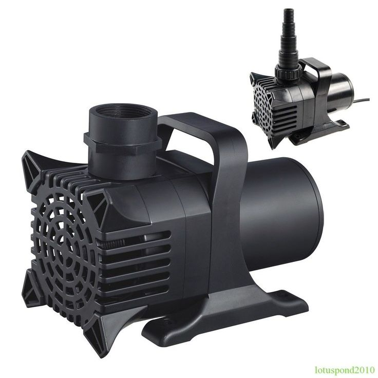 25 best ideas about pond pumps on pinterest fish pond for Koi fish pond water pump