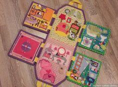 Мой кукольный домик - сумочка! Мечта, родом из детства / Домики для кукол, мебель своими руками. Коляски, кроватки и другое / Бэйбики. Куклы фото. Одежда для кукол