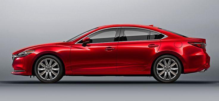 Обновлённая Mazda 6 стала ближе к премиум-сегменту — ДРАЙВ