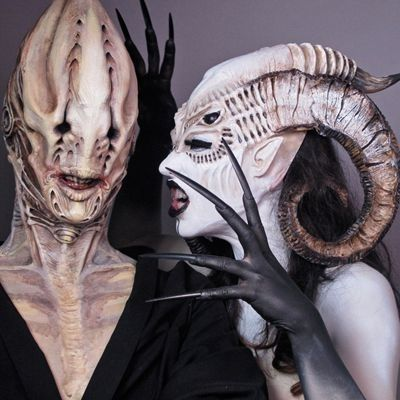 28. Prosthetics - 29 Amazing Works of Special Effects Makeup You've…