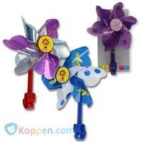 Windmolen voor kinderfiets - Koppen.com