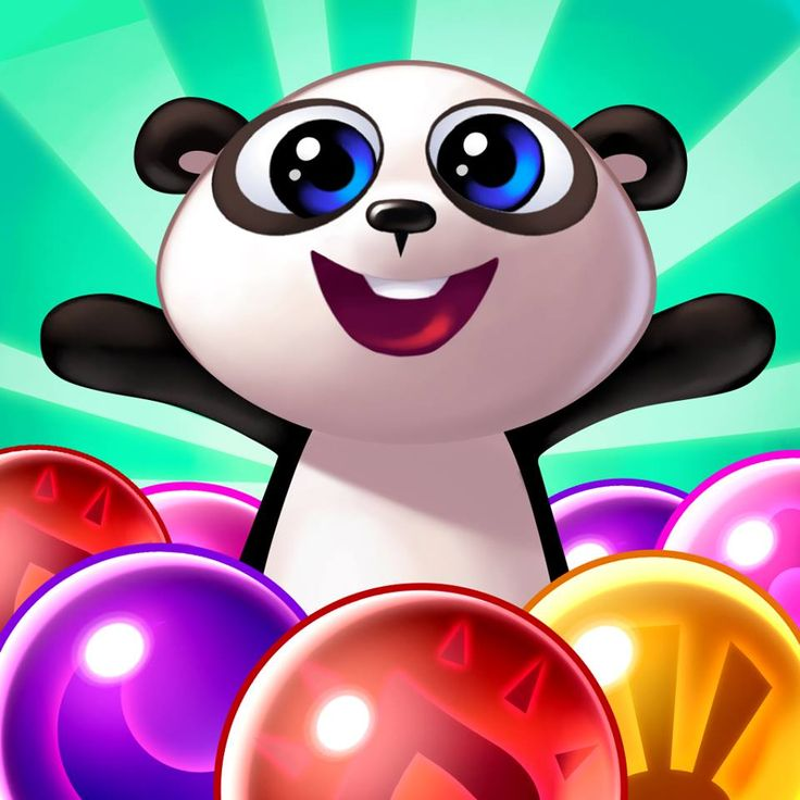 Fun Break:  Strategically Pop Bubbles and Save Cute Baby Pandas in the FREE Panda Pop Game  via @nycmominthecity #sp