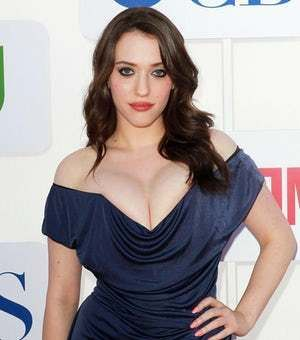 They Go All the Way Up is listed (or ranked) 3 on the list The 28 Hottest Pics of Kat Dennings