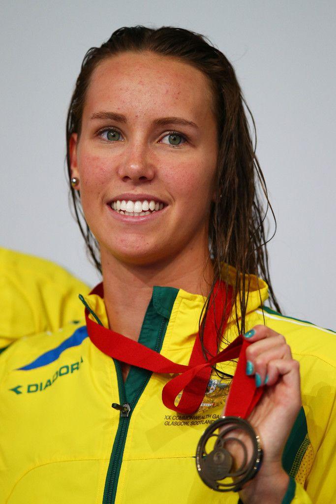 Bronze medallist Emma McKeon of Australia