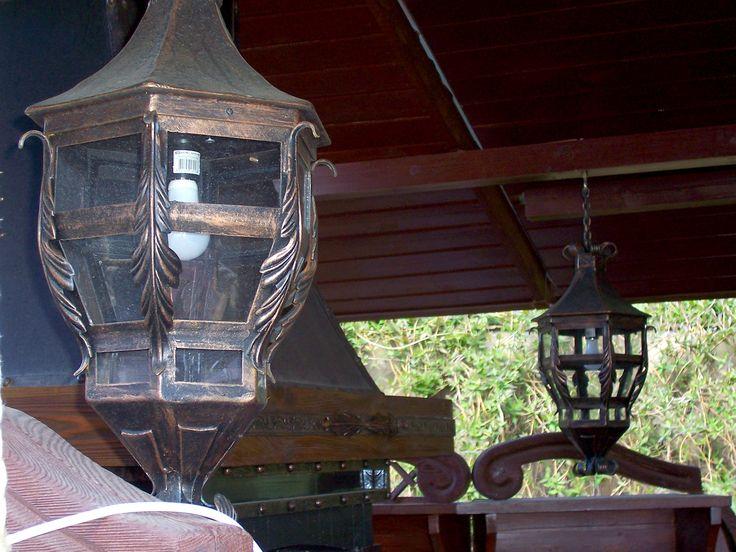 Морские фонари
