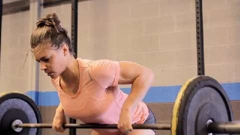 Elite CrossFit athlete Julie Foucher provides insight into her CrossFit training…