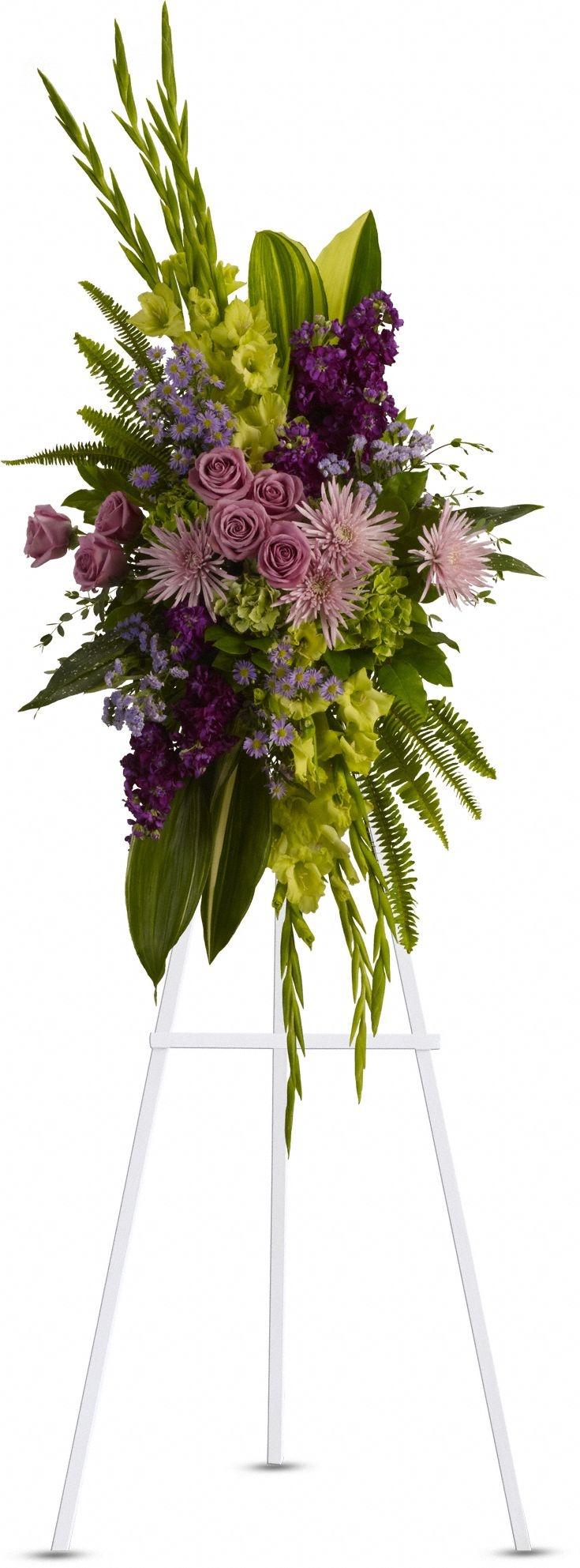 31 Best Funeral Flowers Images On Pinterest Floral Arrangements