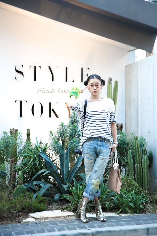 ストリートスナップ表参道 - シトウレイさん | Fashionsnap.com