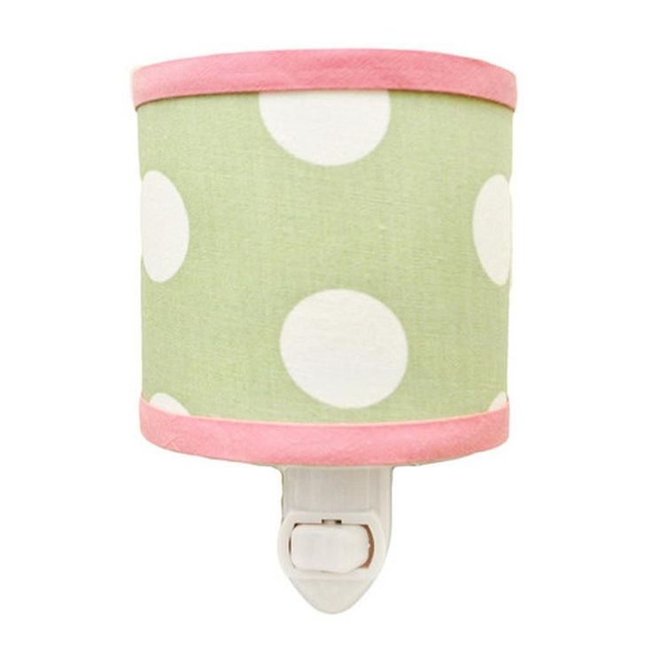 Pixie Baby in Pink Night Light
