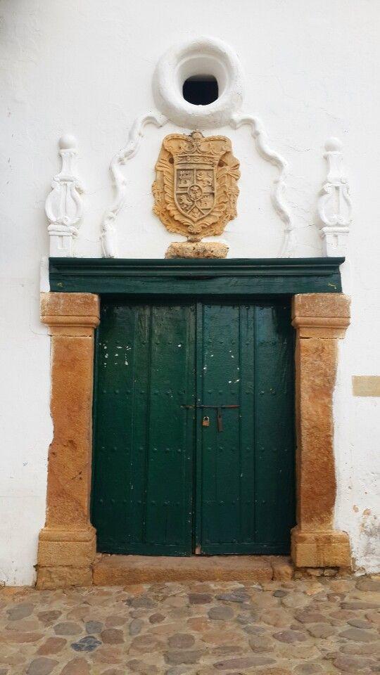 Old Doors (Villa de Leyva, Colombia)