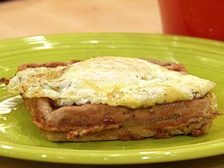 Grilled Cheese and Ham Waffles | Morning Foodies | Pinterest | Waffles ...