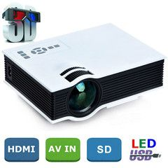 $189 for an UC40 HD Portable Projector   DrGrab