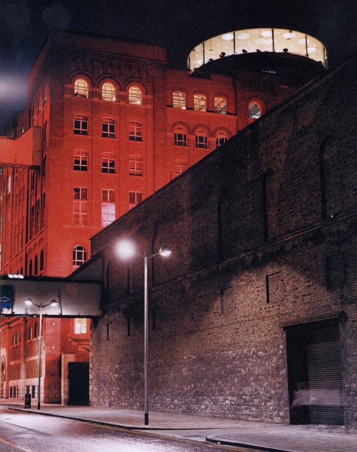 Guinness Storehouse, Dublin, Ireland (Planner at Imagination)