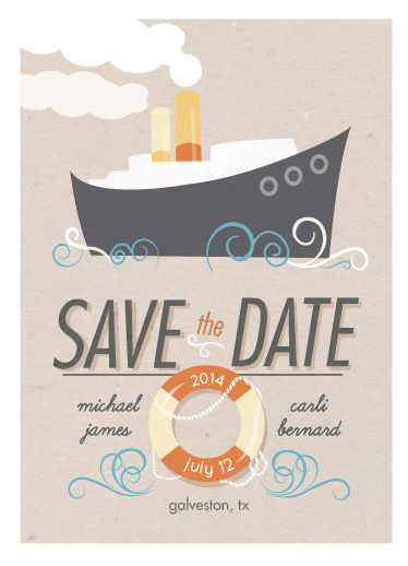 Fantastic Cruise Wedding by Katie Zimpel