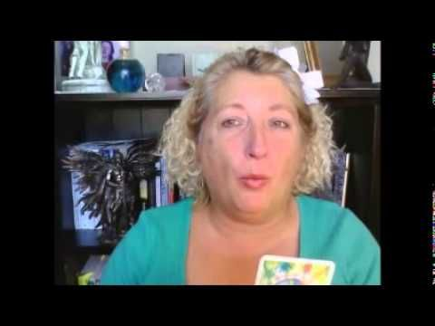 2015 08 03 Vibrational Oracle Decks Weekly Reading with Debbie A  Anderson