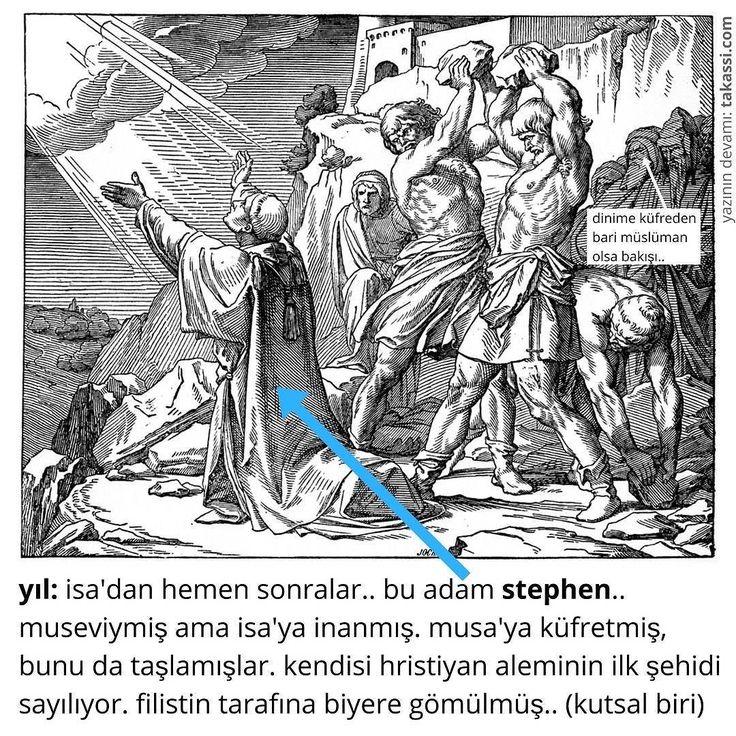 yazının devamı: http://takassi.com/sans #stephen #ststephen #sehit #takassi
