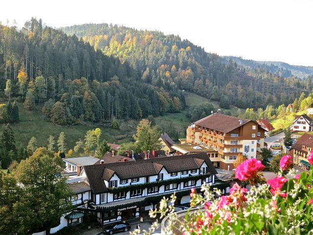 Traube Tonbach...A Gem In The Black Forest
