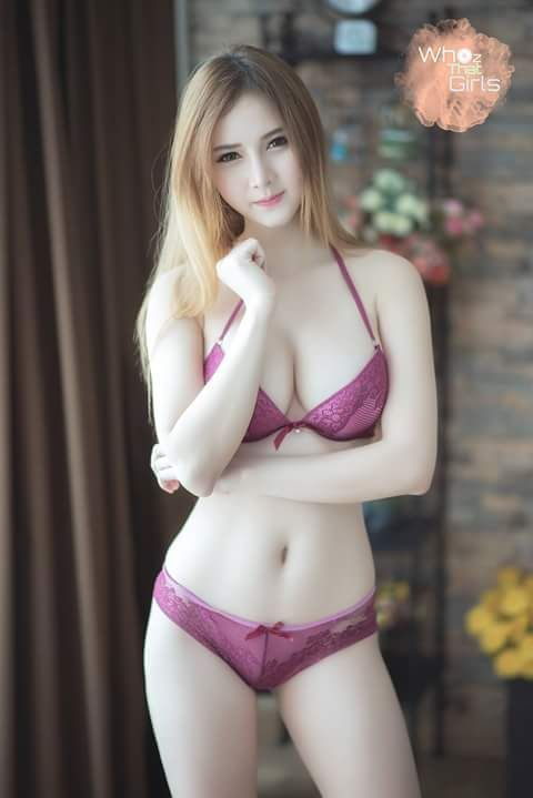 Pretty asian solo