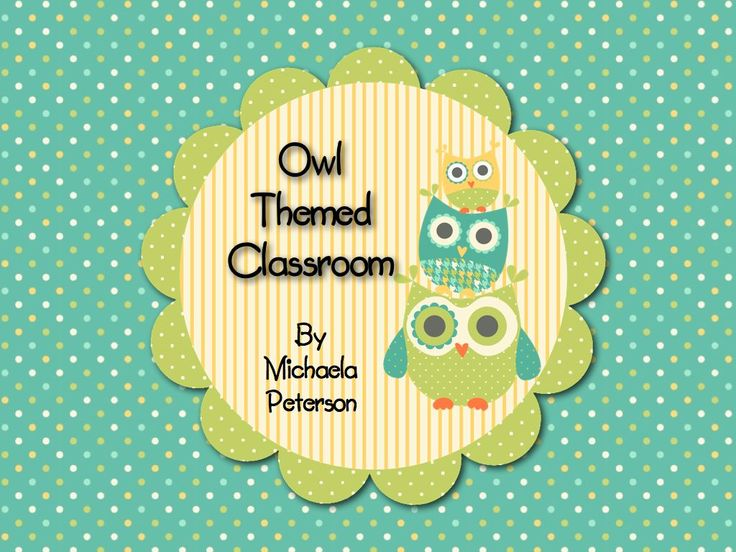 51 best Owl Themed Classroom images on Pinterest Classroom ideas