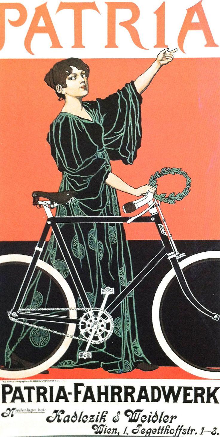 91 Besten Alte Fahrradwerbung Bilder Auf Pinterest