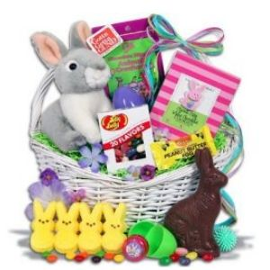 150 best easter baskets images on pinterest easter baskets gift cheap gift basket idea homemade easter gift ideas for women best easter gifts for negle Images