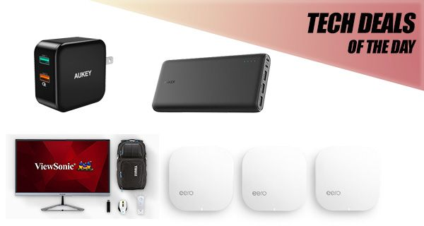 Tech Deals: Up To 30% Off PC / Mac Accessories, 50% Off Anker Power Bank, $6 Fast USB Charger, More Check more at http://technews4u.net/tech-deals-up-to-30-off-pc-mac-accessories-50-off-anker-power-bank-6-fast-usb-charger-more/