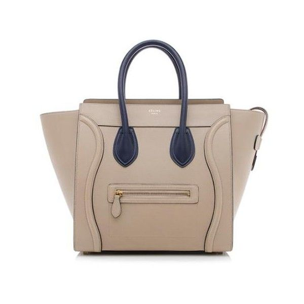 celine orange exotic leathers handbag classic