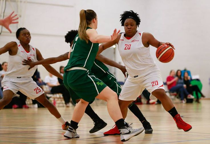 Team Northumbria bounced back from last week's WBBL Championship disappointment to beat Leicester Riders 70-57 on the road, and lock up second spot in the process.  Chris Bunten's side saw their Championship challenge come to an end last Sunday as they were beaten by the still perfect Nott