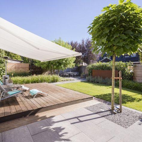 Moderne Wohngarten in Dormagen – Leistungsbild