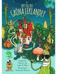 """""""Uppe i rymden finns ett magiskt lekland dit alla världens barn åker på natten. Där finns karuseller, vattenrutschkanor och grönsaker som smakar godis. Men man får vara försiktig med studsiga tomater och utflippade korvar. Det är tur att Kung Gurka håller ordning på allt.""""Upp till det gröna Leklandet är skriven av 4 st 9-åringar och är andra boken från SMARTYPANTS. SMARTYPANTS publicerar roliga böcker skrivna av barn. Vår vision är att öka läs- & skrivlusten hos barn och publicera böcker som…"""