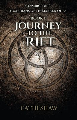 Mythical Books: a forbidden land - Journey to the Rift by Cathi Shaw