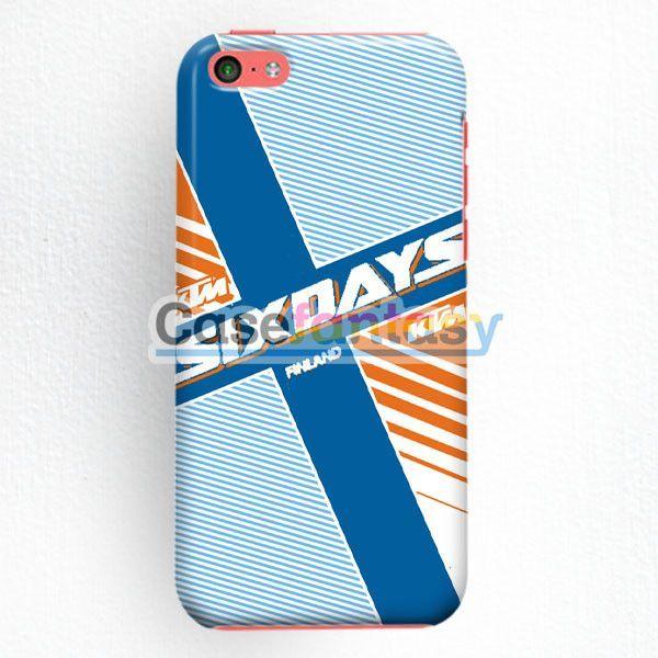 Ktm Motorcycle Six Days Finland Mx iPhone 5C Case | casefantasy