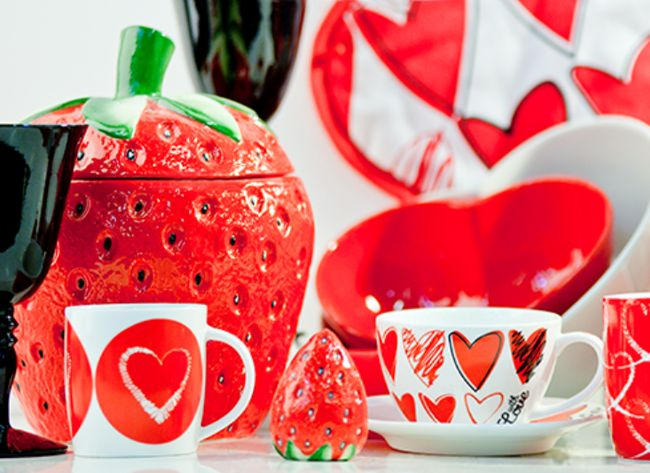 Walentynki pomysły Polska | WALENTYNKI 2014. Pomysły na walentynkowe prezenty od home&you