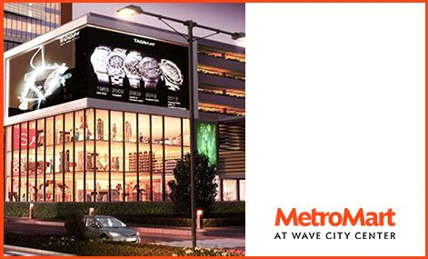 Wave Metro Mart in Noida is a huge retail project covering 40 million square feet at Sector 32...