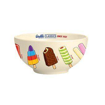 Walls Ice Cream Retro Bowl