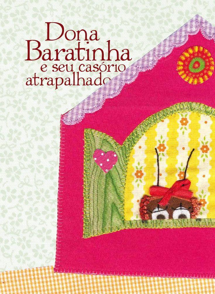Dona Baratinha e seu casório atrapalhado é uma nova versão da clássica musiquinha que embalou o sono de crianças de várias gerações. Na adaptação de Arievaldo Viana para cordel, a personagem continua romântica e sonhadora e vive inúmeras decepções com os pretendentes que encontra, até o dia do seu atrapalhado casamento com o guloso João Ratão.