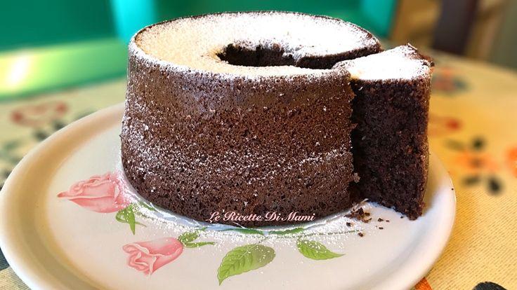 CHIFFON CAKE AL Caffè e COCCO - LA FLUFFOSA PIU' ALTA E SOFFICE DEL MONDO - RICETTA SENZA BURRO - YouTube