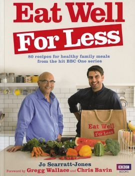 Eat Well For Less: Gregg Wallace Book in Paperback. Book People