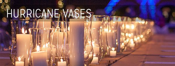 Glass Candle Holders: Candle Vases & Glassware | Quick Candles
