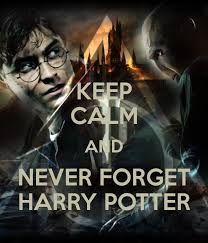 Afbeeldingsresultaat voor keep calm and harry potter