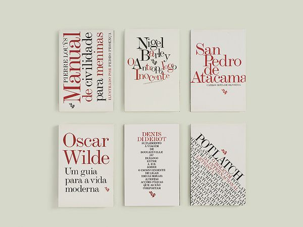 FENDA book series by FBA. , via Behance