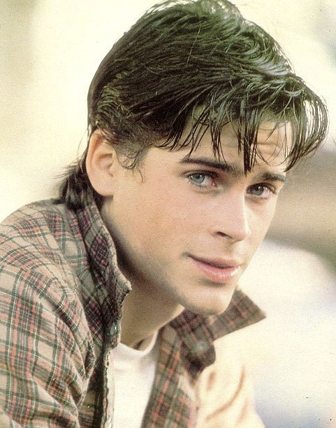 Young Rob Lowe (The Outsiders) | Rob Lowe | Pinterest ...