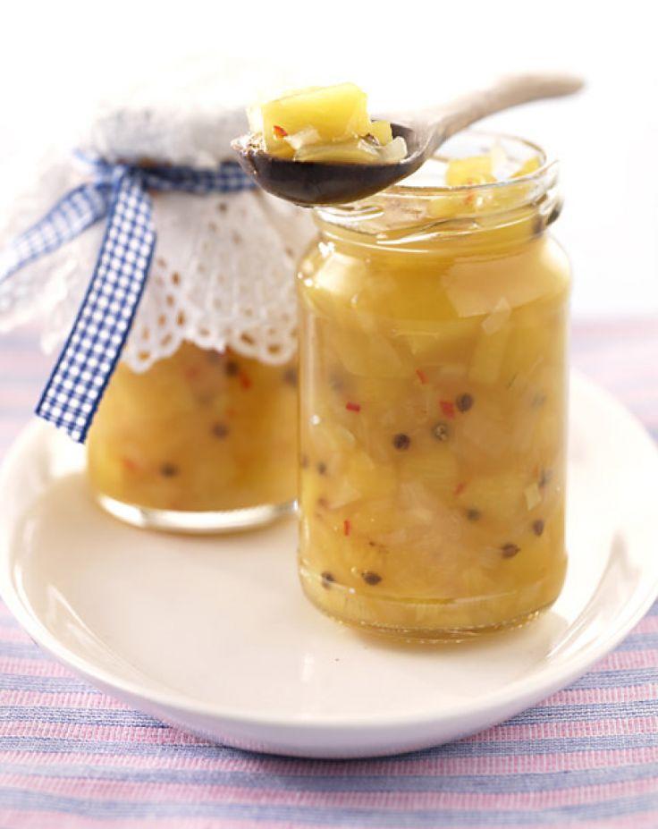 Rezept für Pfirsich-Chutney bei Essen und Trinken. Und weitere Rezepte in den Kategorien Gemüse, Gewürze, Kräuter, Obst, Beilage, Party, Eingemachtes, Würzmittel / Marinade, Einmachen, Vegetarisch, Vegan.