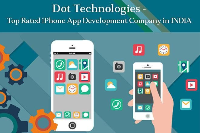 Dot Technologies is the leading iPhone app development company in India, backed by a team of skilled iOS app developers and designers. We deliver cost effective apps and end to end solution for all your business needs. Our developers keep themselves updated with the latest versions of software releases, tools and software development kits to design and develop iPhone applications in accordance with the latest technology standards to serve global clientele.