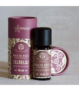 Indiai rózsafa (Bois de rose) illóolaj, 10 ml