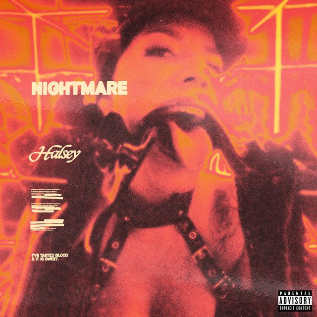 Nightmare A Song By Halsey On Spotify Halsey Album Halsey