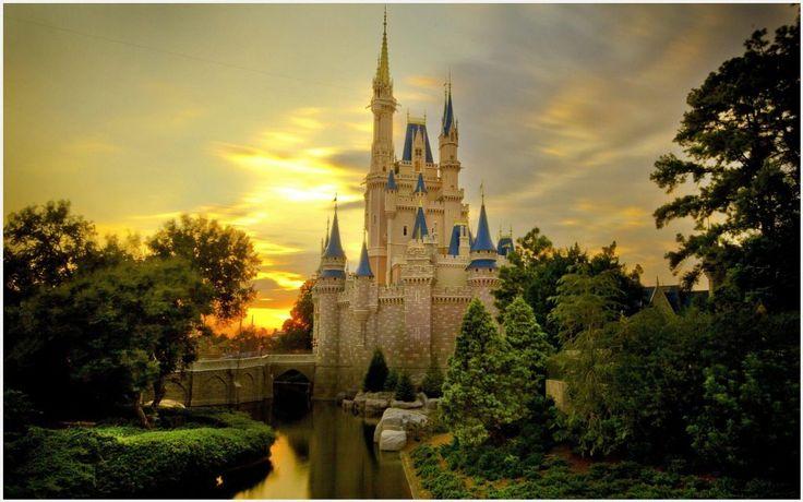 Cinderella Castle Disney Wallpaper | disney cinderella castle wallpaper