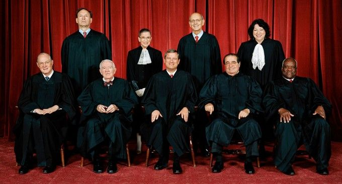 Scalia: The Supreme Court Is Now A 'Threat to American Democracy'... JUN 26 2015