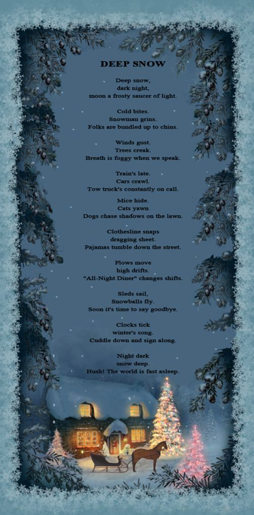 Christmas Eve Poem Neat Funny Christmas Posts